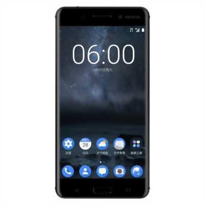 Nokia 6 mới còn 10 tháng bảo hành tại tgdd