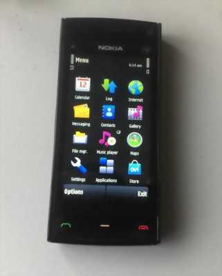 Nokia X6-00.zin từ a đến z còn tem 7 màu của cty