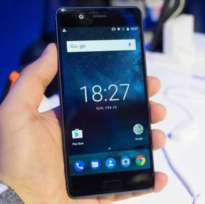 Nokia 5 android 7.0