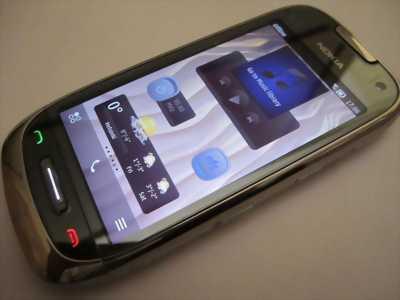 Nokia C700 màu nâu