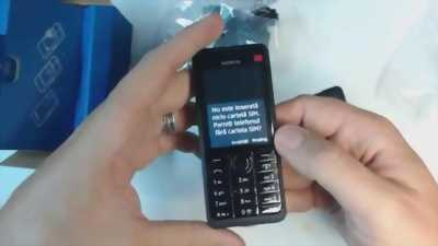 Nokia 301 huyện hòa bình