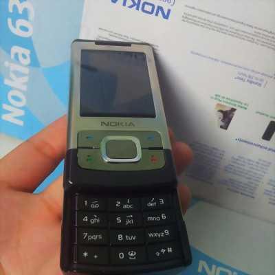 Bán điện thoại Nokia 6500s. Mấy dùng bình thường huyện hòa bình