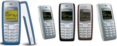 Nokia 1110i chính hãng.Hàng mới và bảo hành