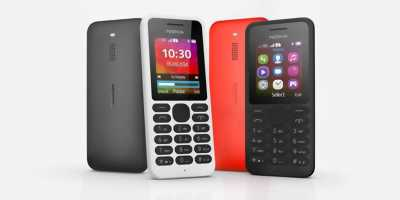 Nokia phổ thông Dòng khác đen