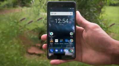 Nokia 6 32gb còn bảo hành hộp phụ kiện đầy đủ giao lưu huyện phú giáo