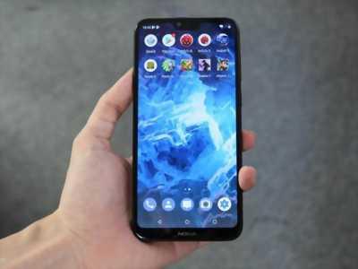 Nokia X6 64G/6G Gam Jet Black huyện phú giáo