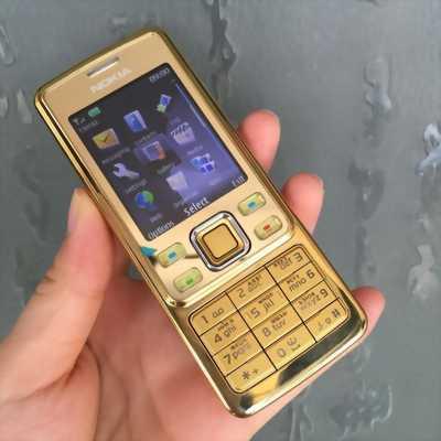 Nokia 6300 gold vỏ long lanh
