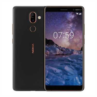 Nokia 7 plus đen
