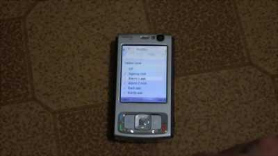 Minh có con Nokia N95 dẹp muốn bán và trao đổi