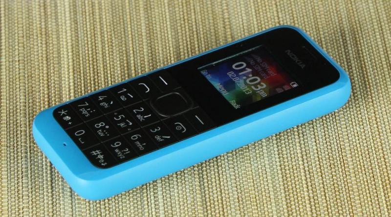Nokia 105 xanh