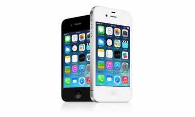 Apple Iphone 4S 16 GB đen. 4s LL/A chữa cháy.