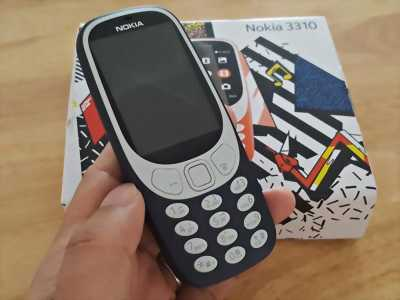 Nokia phổ thông 3310 chính hãng full box tại Trà Cú