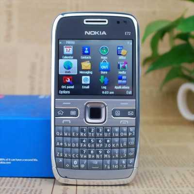 Nokia E72 pin 1 tuần tại Trà Cú