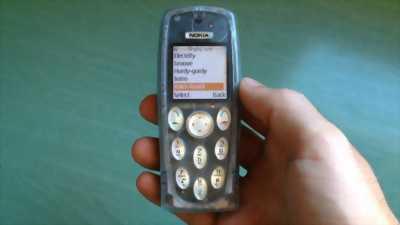 Nokia 3200 cổ nguyên zin tại Trà Cú
