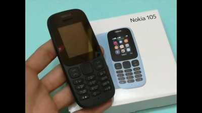 Nokia 105 hộp nguyên seal mới 100% huyện trần văn thời