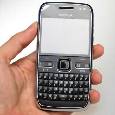 Nokia phổ thông E72 Màu khác < 8GB huyện trần văn thời