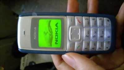 Nokia 1110i máy bao zin xưa giờ,ngày xưa mua hộp huyện trảng bàng