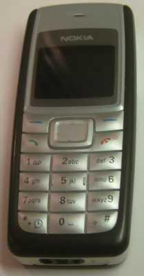 Nokia 1110 cổ zin lúc xưa mua trong hộp trắng xanh huyện trảng bàng