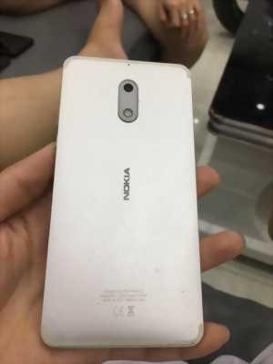Nokia 6 bạc máy mới 98% hoặc gl