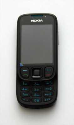 Nokia 6303 Iclassic Black