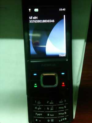 Nokia 6500 hàng cổ zin