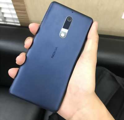 Nokia 5 Xanh zin đẹp