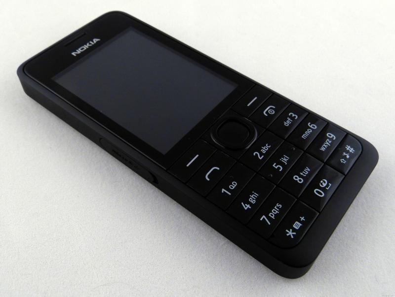 Nokia 301 đen một sim.