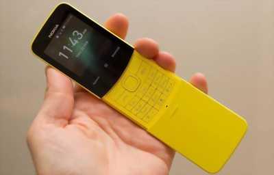 Cần bán Nokia 8110 4G mới 99.9%