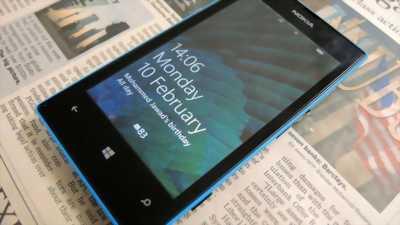 Nokia thông minh Lumia 525 đen huyện vĩnh bảo