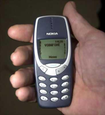 Nokia 3310 cổ đời 2000 huyện xuyên mộc
