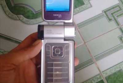Nokia N93i hàng sưu tầm