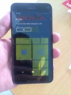 Nokia thông minh Lumia 630 máy xài tốt pin cầm