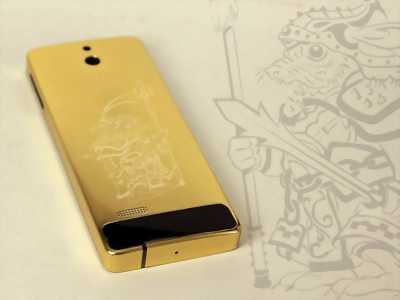 Nắp lưng nokia 515 mạ vàng 24k giá rẻ tại thành phố HCM