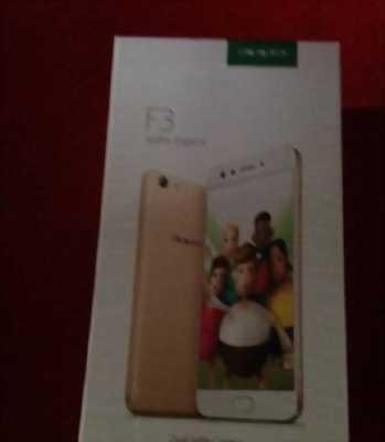Điện thoại Oppo f3 gold