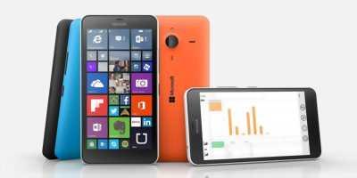Lumia 640 4G lte