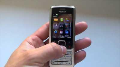 Nokia 6300 bị hư màn hình . Điên gọi bình thường