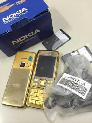 Điện thoại Nokia 6300 main zin kèm phụ kiện