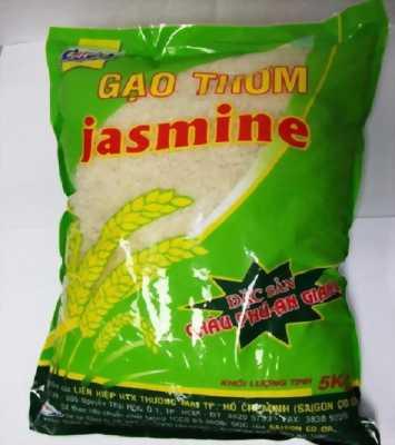 Gạo jasmine đặc sản