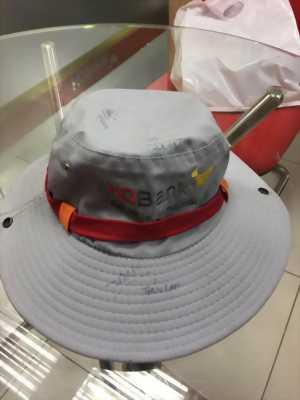 Sản xuất nón bo, nón tai bèo, nón quà tặng phật tử