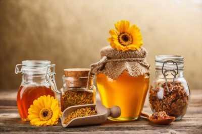 Mật ong Thiên nhiên 100%
