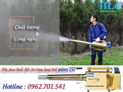 Bán máy phun thuốc dạng khói Galaxy 250 giá rẻ tại Thanh Hóa
