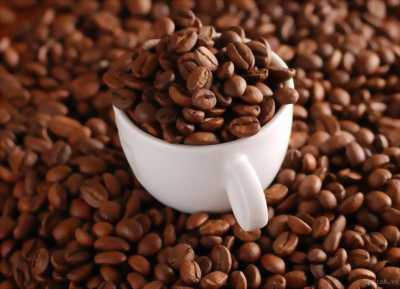 Cà phê hạt rang Robusta nguyên hạt