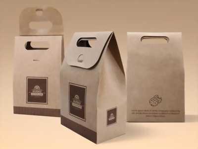 Cà phê túi giấy nguyên chất