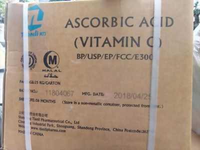 Cung cấp Vitamin C nguyên liệu, dùng trong chăn nuôi, thủy sản