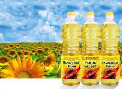 XẢ KHO (1000 chai dầu ăn Hướng Dương) ĐẠI GIẢM GIÁ