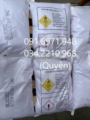 Nơi mua bán Sodium percarbonte- Oxy viên và oxy bột nguyên liệu uy tín, giá tốt