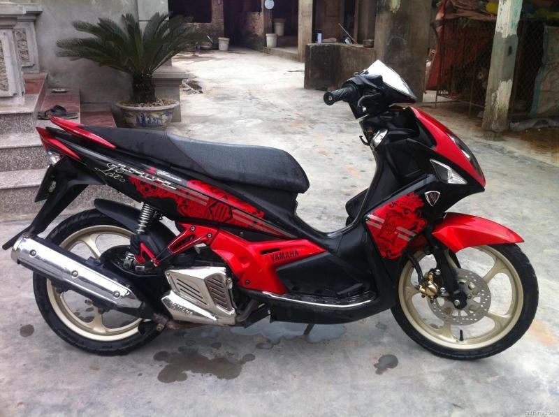 Yamaha Nouvo LX 135 RC huyện phú giáo