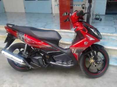 Yamaha Nouvo tứ màu đỏ đen đời 2011 tại Trà Cú