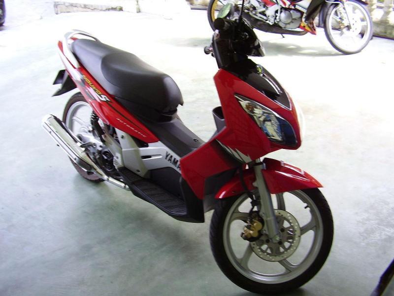 Yamaha Nouvo 2 tại yên thành