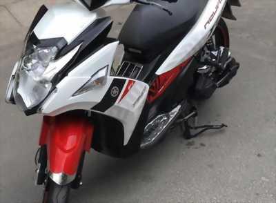 Yamaha Nouvo 6 Fi trắng đỏ. Xe đẹp. 17 nghìn Km huyện yên thành